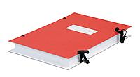 Папка картонная Папка на завязках А4 ассорти 2092001PL-99 Donau (2092001PL-99 x 28783)