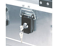 Аксессуары к лестницам и лесам SVELT Цилиндровый замок с 2 ключами для алюминиевых боксов SVELT