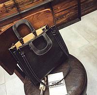 Отличная женская сумка. Деловой стиль. Высокое качество. Вместительная сумка. Купить онлайн. Код: КДН1747