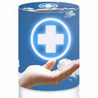Чехол для 19л бутыли - Для клиник №4