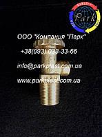 Вентиль на газовый баллон; вентиль пропан-бутан OMECA; вентиль пропановый итальянский, фото 1