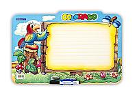 Доска ламинированная для письма COLORADO, детский вариант gr.TAB3 Granit (gr.TAB3 x 28580)