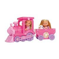 Кукла Еви с поездом Train Ride Evi Simba 10 573 1819