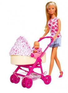 Кукла Штеффи с Младенцем Steffi Simba 5730861