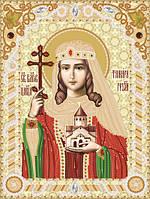 Схема для вышивки бисером Св. Блгв. Царица Тамара Грузинская