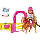 Кукла Еви конюшня с лошадью Evi Simba, фото 2
