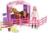Кукла Штеффи на конюшне Steffi Simba 573 0373