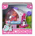 Кукла Еви Спасательный вертолет Evi Simba 5739469, фото 2