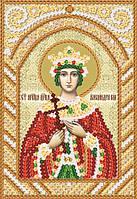 Схема для вышивки бисером Св. Мч. Царица Александра