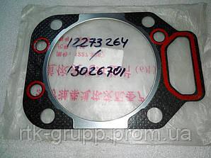 Прокладка головки блока цилиндров на двигатель TD226B 12273264 прокладка гбц