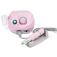 Фрезер для маникюра, комбинированного педикюра Escort 2 Pro розовый, 30-35 000 об/мин. без педали