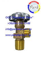 Вентиль кислородный итальянский; вентиль Cavagna; вентиль на кислородный баллон; вентиль Италия; аналог ВК-94, фото 1