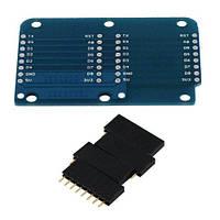 Модуль разветвитель Двойная плата Wemos D1 D1 mini