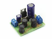 Радиоконструктор K256 (Импульсный стабилизатор напряжения 1.23-37В 2A)