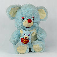 Милая мягкая игрушка Мышка с ребенком