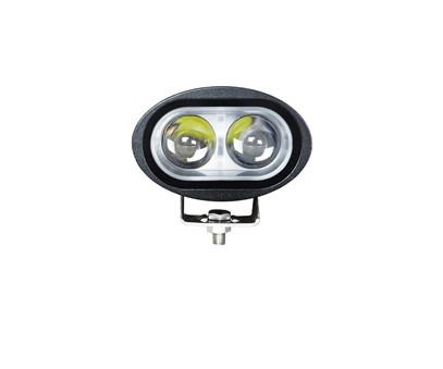 Фонарь LED 10-60V DC, 45W (2х10W)/6224