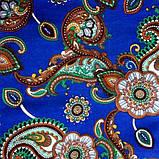 Ткань коттон набивной легкий (Восточный рисунок), фото 2
