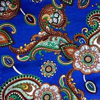 Ткань коттон набивной легкий (Восточный рисунок)