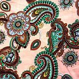 Ткань коттон набивной легкий (Восточный рисунок), фото 5