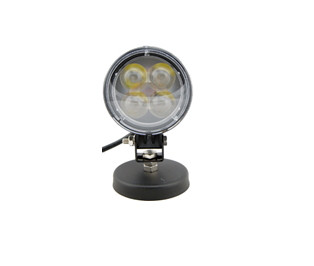 Фонарь LED 10-60V DC, 12W (4х3W)/6216