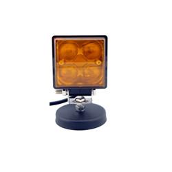 Фонарь LED 10-60V DC, 12W (4х3W)/6215
