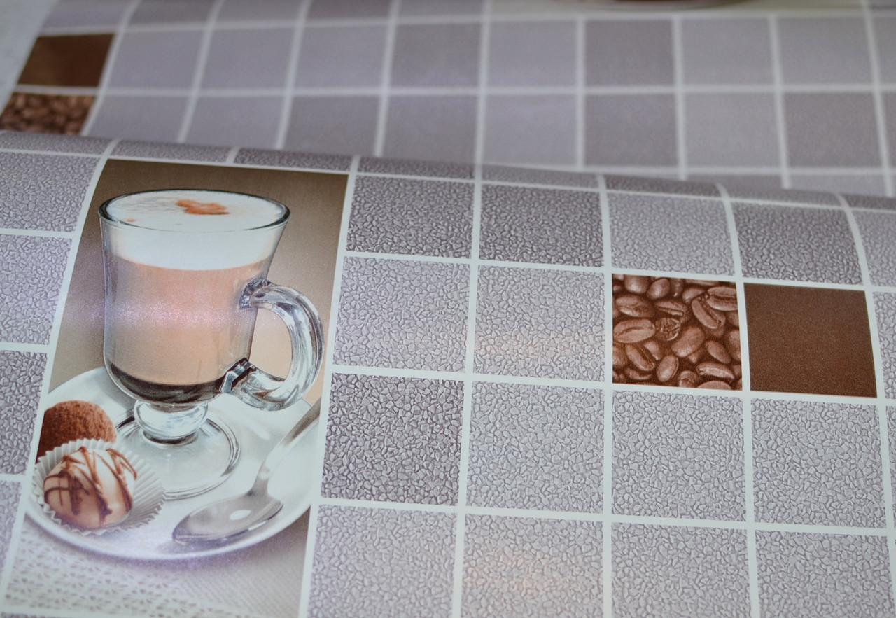 Обои кофе для кухни