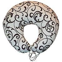 Подушка для кормления Завитушки (улучшенная)
