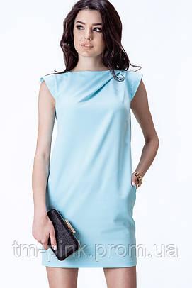 """Плаття косі складки """"Tiffany"""" платье мятное"""