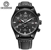 Мужские Часы Ochstin DeLuxe Black! Супер цена! Гарантия!