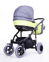 Надежная защита на колеса коляски