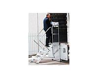 Платформы и трапы SVELT Переднее ограждение для лестницы с платформой SVELT IKARO 100 см