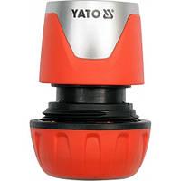 Yato быстросъемное соединение 3/4 stop 99804