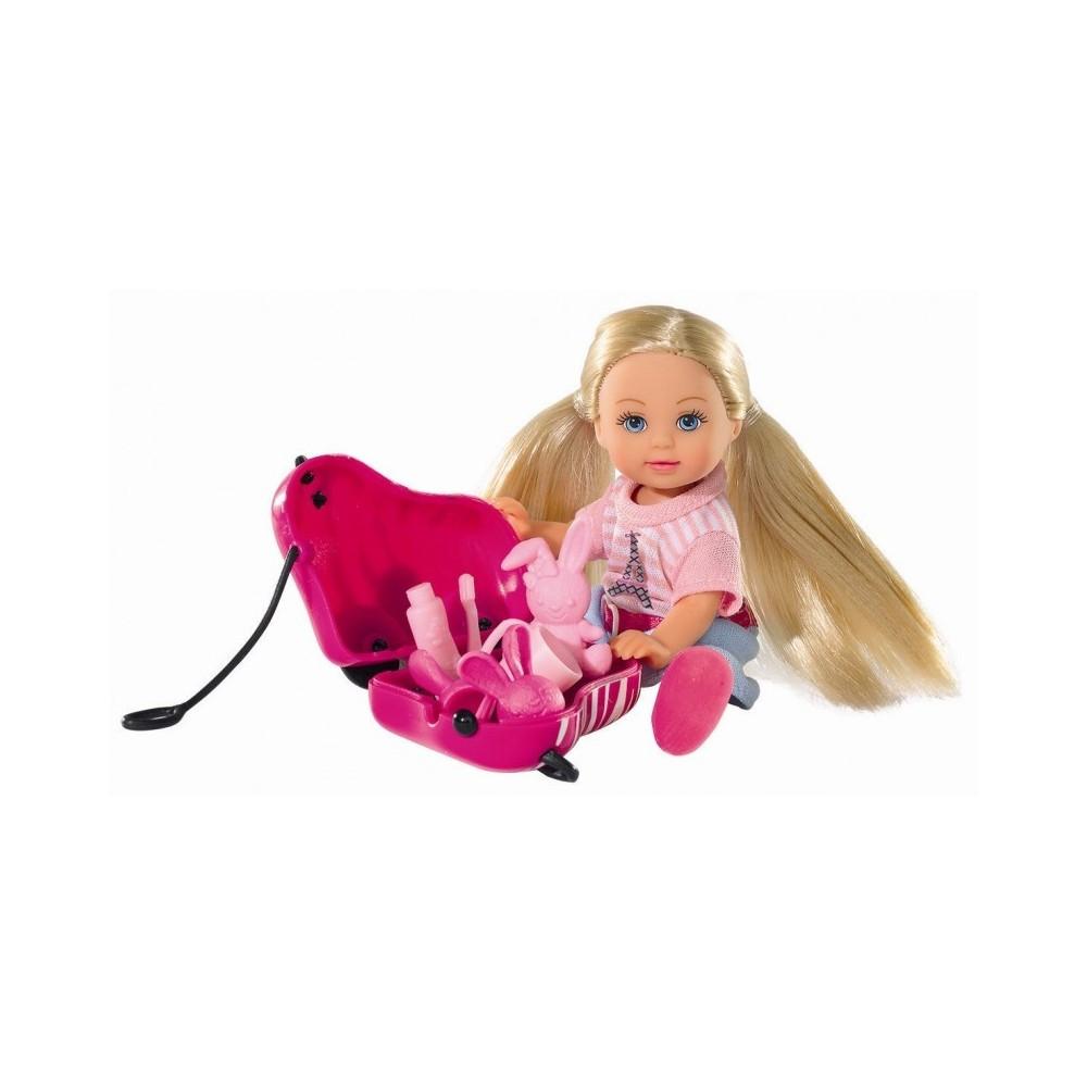 Кукла Еви Каникулы On Holiday Evi Simba 5730942