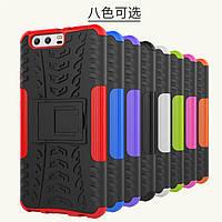 PC + TPU чехол для Huawei P10 (8 цветов)