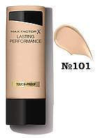 Max Factor LASTING PERFORMANCE IRELAND №101беж. слоновая кость