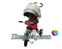 Детский трехколесный велосипед Crosser T 503 Eva - Красный