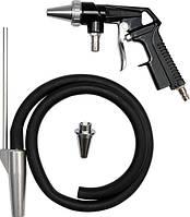 Yato пистолет для пескоструйной обработки со шлангом 2375