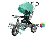 Детский трехколесный велосипед Crosser T 503 Eva - Бирюзовый