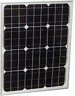Солнечная панель монокристаллическая 12В 50Вт