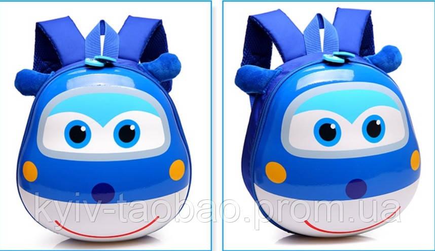 7bf421901a12 Рюкзак детский дошкольный 3D ортопедический с героями Супер Крылья оригинал  синий УЦЕНКА - China Style посредник