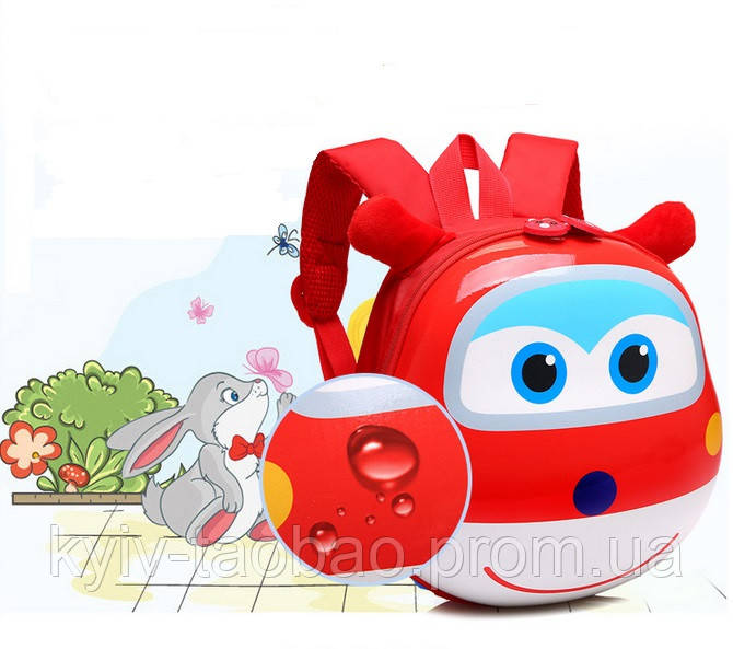 340c4bd23f20 Рюкзак детский дошкольный 3D ортопедический с героями Супер Крылья оригинал  синий УЦЕНКА, цена 270 грн., купить в Киеве — Prom.ua (ID#685434721)