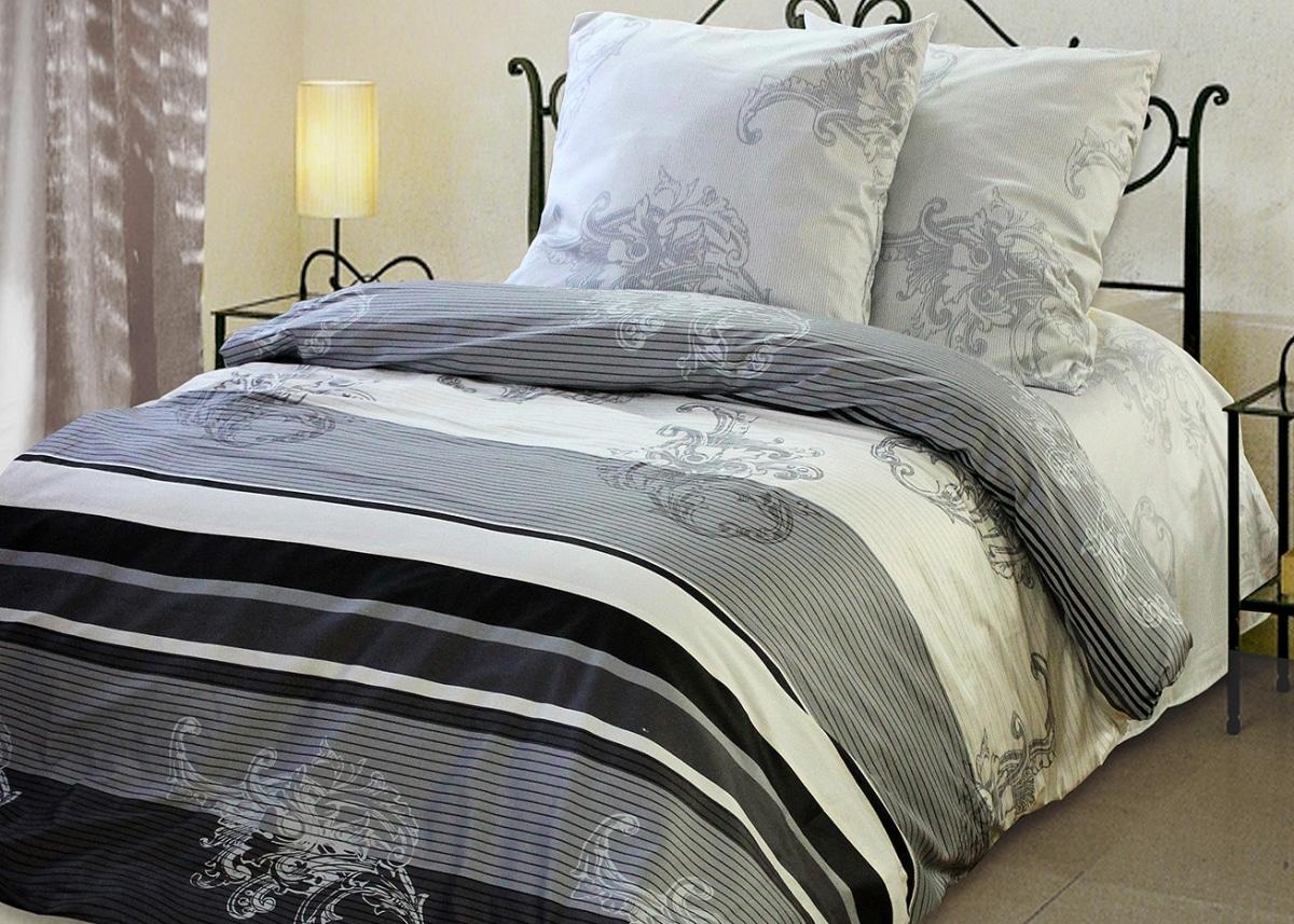 Двуспальное постельное белье Классик