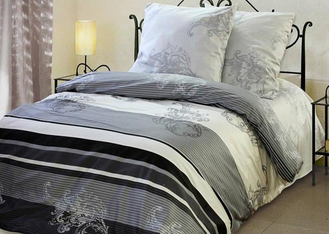 Двуспальное постельное белье Классик, фото 2