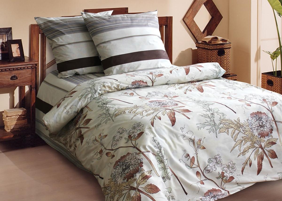Двуспальное постельное белье Моккочино