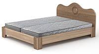 Кровать 1700 МДФ (2058*1700*900Н)