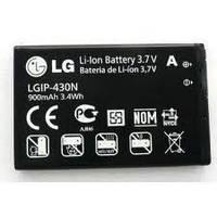 Аккумулятор на телефон LG GS290/ GM360/ GU280/ GW300/ GW370/ T300/ GU200/ T310/ T310 Wi Fi Original