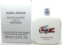 Lacoste Eau De Lacoste L.12.12 Energized Eau De Toilette 100ml tester