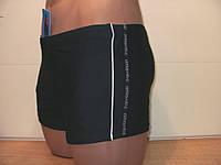 Плавки-шорты мужские Atlantiс черный