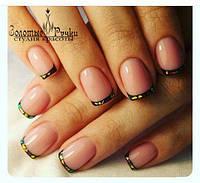 Армирование ногтей биогелем (укрепление ногтей биогелем)