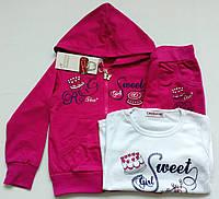 """Спортивный костюм-тройка для девочки (98), """"Crossfire"""" Венгрия"""
